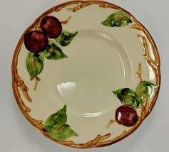 "Franciscan Gladding McBean APPLE Dessert Plate 6"" MCM Vintage 1950's - $5.89"