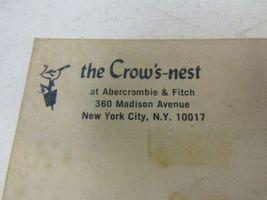 1968 Abercrombie & Fitch Big Little Book of the Crow's Nest Nautical Catalog image 3
