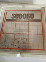 GLASS SUDOKU GAME-LTD-NIB - $28.04