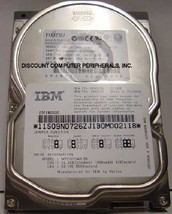 Fujitsu MPE3273AH 27GB 3.5in IDE Drive 2 in stock Tested Good Free USA Shipping