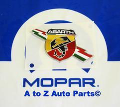 NEW 2012-2016 Fiat 500 Abarth Side Emblem or Badge, OEM Mopar - $56.95