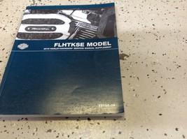 2016 Harley Davidson Flhtkse Modelos Servicio Tienda Reparación Manual OEM - $167.04