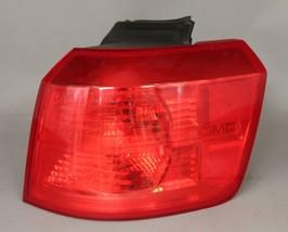 10 11 12 13 14 15 16 17 GMC TERRAIN SLE RIGHT PASSENGER SIDE TAIL LIGHT OEM - $59.39