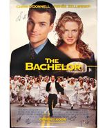 "1999 THE BACHELOR Movie POSTER 27x40"" SIGNED CHRIS O'DONNELL ARTIE LANGE... - $79.99"