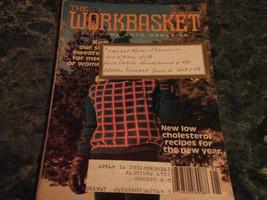 The Workbasket and Home Arts Magazine January 1980 Cable Headband - $2.99