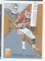 2017 Panini Donruss Elite DeMarco Murray RB OU #26 192627 - $0.98