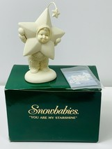 "VTG . Department 56 Snowbabies . 56.68l945 . ""You Are My Sunshine"" - $15.99"