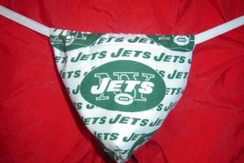 New Sexy Mens New York Jets Nfl Gstring Thong Football Underwear - $14.99