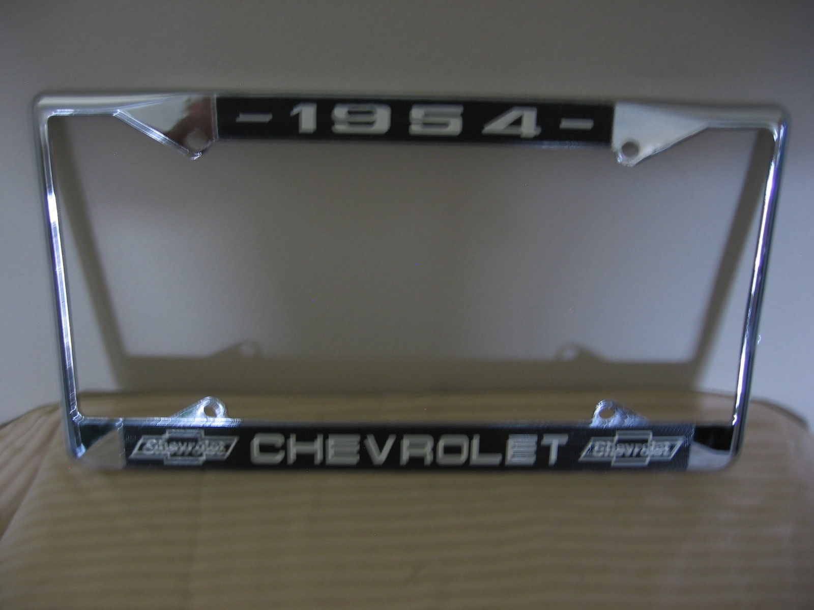 1954 Chevy License Plate Frame With And 50 Similar Items Impala Lowrider S L1600