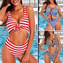 Womens One Piece Monokini Swimsuit Swimwear Beachwear Push Up Bathing Bikini image 6