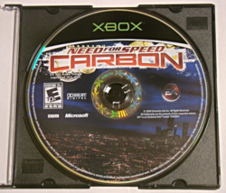 Xbox - Need For Speed Carbon (Game Only) - $6.75