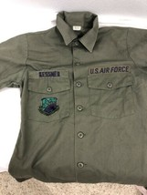 Vintage Air Force Button Down Shirt - $54.45
