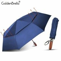 GoldenBrella® High Quality Double Layer Imitation Wooden Handle Umbrella... - $12.34