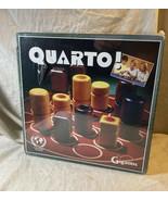 Quarto Board Game by Gigamic Family Fun Night Award Winning Game New Sea... - $24.74
