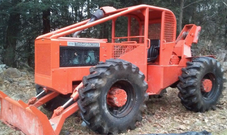 TIMBERJACK 225D SKIDDER For Sale In Monroeville, PA 15146