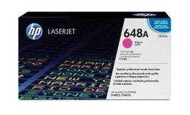 HP 648A (CE263A) Magenta Original Toner Cartridge - $300.16