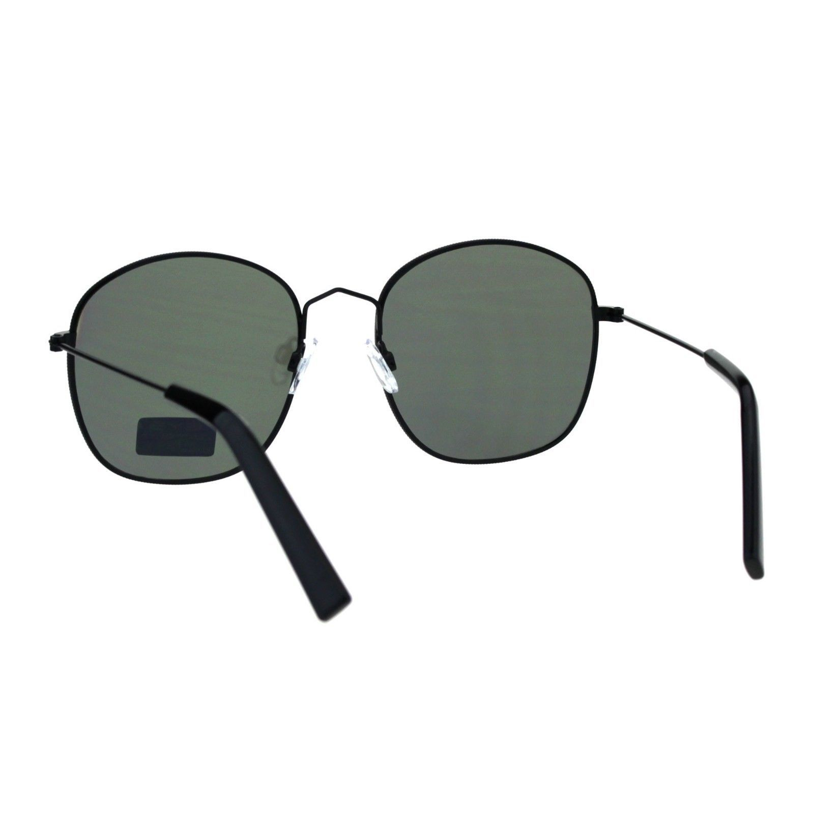Vintage Fashion Sunglasses Womens Square Round Metal Frame UV 400