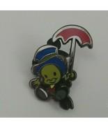 2016 Disney Stylized Characters Jiminy Cricket With Umbrella Trading Pin - $7.69