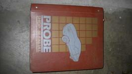1989 Ford Probe Service Shop Repair Workshop Manual 89 Factory Dealership - $19.70