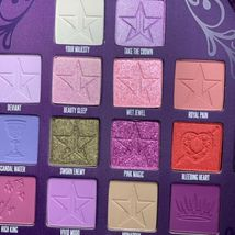 ** NEW IN BOX Jeffree Star BLOOD LUST purple Eyeshadow Palette image 3