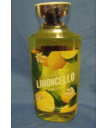 Bath and Body Works New Sparkling Limoncello Women Shower Gel 10 oz - $9.95