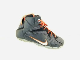 Nike James LEBRON Shoes Size 5Y 685181-005 Black/Red - $26.35
