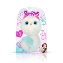 Pomsies SNOWBALL Plush Interactive Toy White New - $17.81