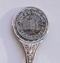 Collector Souvenir Spoon USA Tennessee Rocky Mount - $4.99