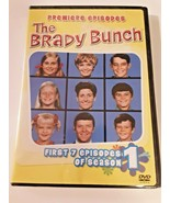 The Brady Bunch - The Premiere Episodes (DVD, 2006) Sealed NEW - $8.90