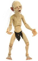 NECA Lord of The Rings Smeagol Action Figure, 1/4 Scale - $32.67