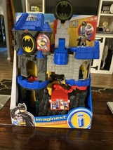 Fisher-Price Imaginext DC Super Friends Wayne Manor Batcave - $23.36