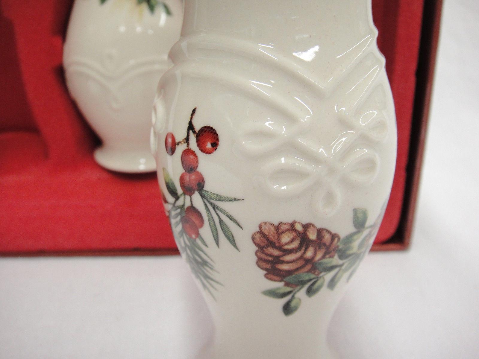 Lenox Boxwood Pine Set Of 3 Bud Vases And 50 Similar Items