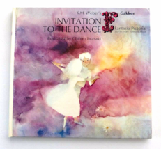 Weber 1969 INVITATION TO THE DANCE Fantasia Pictorial Hardcover Chihiro ... - $8.99