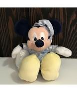 """Disney Mickey Pajama Plush Stuffed Animal 9"""" - $12.94"""