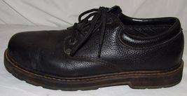 11W 11w Cordones piel Cómodo Zapatos Corbata negros propet Hombre de a4X11PqO