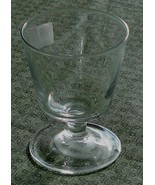 Nice Vintage Footed After Dinner Drink Glass, VERY GOOD CONDITION - $6.92