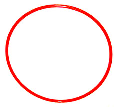 "1/4"" Round Urethane Drive Belt ProCut 20"" Saw Model# 3620 Type 1A - $14.84"