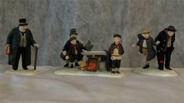 Dept 56 Oliver Twist Figures Set Of 3-NEW - $16.07