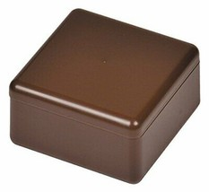 *Parukinzoku held without Cube Box Brown - Made in Japan] C-453 - $10.78