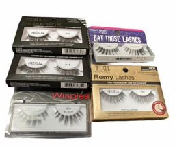 Ardell Professional Lashes Choose Remy Wispies Faux Mink Bat Those EyeLa... - $6.96