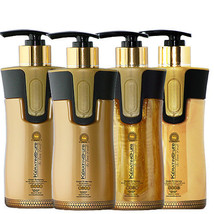 Keratin Cure 0% Formaldehyde Gold & Honey Bio 4 Piece Treatment Kit 300ml 10floz - $219.00