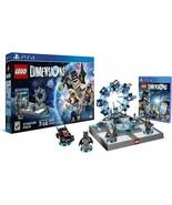 Lego Dimensions Playstation 4 Starter Pack 269 PCS 71171 Free Aquaman Fu... - $217.79