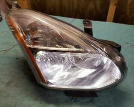 2008-2013 Nissan Rogue OEM Passenger Side Xenon HID Headlight Lamp Tab D... - $125.13