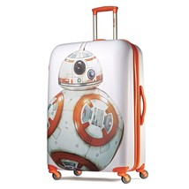 """American Tourister Star Wars Spinner 21"""" Luggage BB8 72594-4837 - $139.99"""