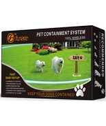 100% Wireless Pet Containment System - Safe & Easy - No Wire, No Dig, No... - $100.00+