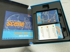 Scene It Game Sequel Pack Movie Trivia Complete Deluxe Edition - $3.87