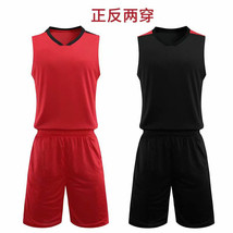 """Two faced quick dry sweatsuit 2 piece set Men""""s Fitness Running Basketball Train - $27.20"""
