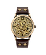 Shenhua New Style Hollow Out Luxury Brand Men's Retro Bronze Steampunk A... - $33.79