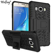 Wolfsay For Cases Samsung Galaxy J5 2016 Case Silicone Plastic Armor Cov... - $11.38