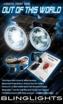 Fog Lights Kit For 1999-2002 Chevy Camaro Fog Lamps Z28 Z-28 SS V6 - $89.99